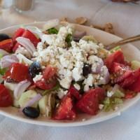 Χωριάτικη σαλάτα - Greek salad