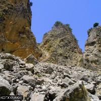 Φαράγγι Αράδαινας - Αradena Gorge